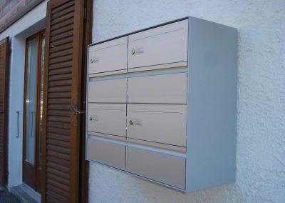 Briefkastenanlage-Swissbox