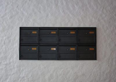 Briefkastenanlage-Typ-Rustic